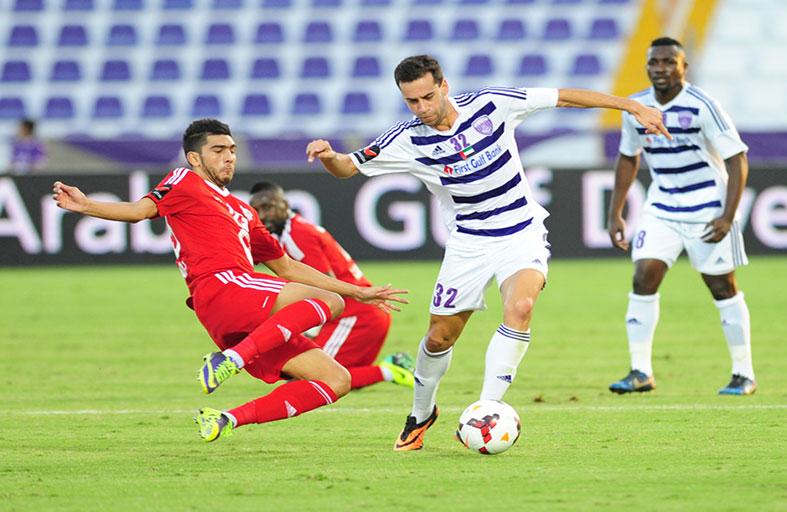 العين يتطلع إلى استعادة نغمة الانتصارات في الدوري أمام مضيفه دبي