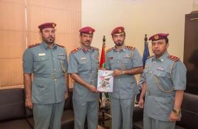 العميد محمد عبد الله الزعابي : دليل الدفاع المدني يحفز لتقديم  أفضل الخدمات