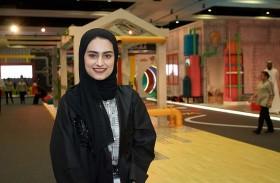 الإماراتية جواهر الهرمودي تصل ماضي الإمارات بحاضرها في «رؤية»