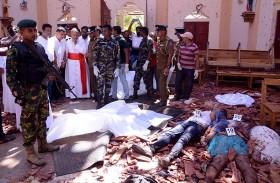تنديد عربي وعالمي بتفجيرات سريلانكا الدامية