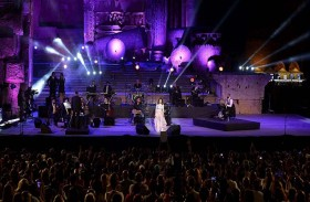 بعلبك تتذكر أم كلثوم في افتتاح مهرجاناتها الدولية