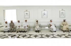 مدير عام محاكم دبي يستقبل رئيس جالية البهرة في دبي