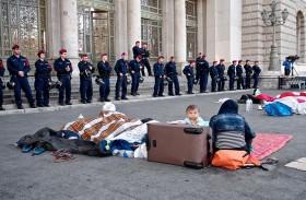مسؤول : انحسار الموجة المناهضة للاجئين في أوروبا