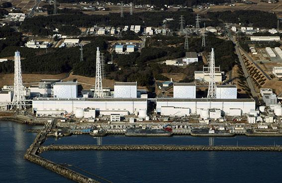 عقبات أمام تجميد المياه الملوثة بفوكوشيما
