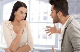 4 عبارات لا يتحمل الرجل سماعها منكِ