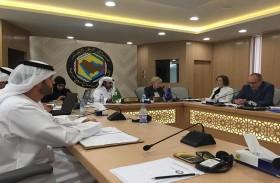 الإمارات تشارك في الحوار الأول للتجارة والاستثمار بين مجلس التعاون والاتحاد الأوروبي