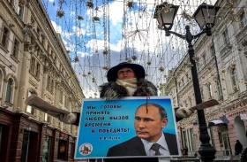 مؤلف «رجال الكرملين»: بوتين رئيس بالصدفة...!