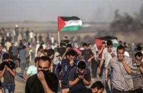 استشهاد فلسطيني متأثراً بجراحه في غزة