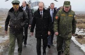 هكذا يسعى القيصر بوتين إلى خلافة ... بوتين...