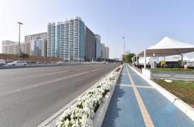 بلدية مدينة أبوظبي تواصل تنفيذ خطة صيانة الأصول الزراعية خلال الصيف الحالي