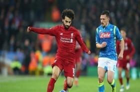 ليفربول يجدد الموعد مع نابولي واختبار صعب لبرشلونة