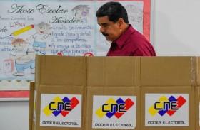 الحكم في فنزويلا يهدد بانتخابات تشريعية مسبقة