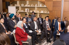20 دولة ترحب بالانضمام إلى مبادرة الجواز اللوجستي العالمي التي أعلنت عنها الإمارات في دافوس