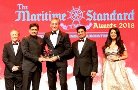 موانئ دبي العالمية – إقليم الإمارات تحصد لقب أفضل مشغّل لمحطات الحاويات ضمن حفل جوائز «ماريتايم ستاندرد»