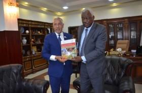 تحضيرات المهرجان الدولي الثالث للتمور السودانية على قدم وساق