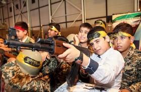 إيران تدرّب أطفال العراق للقتال مع ميليشيا الحشد