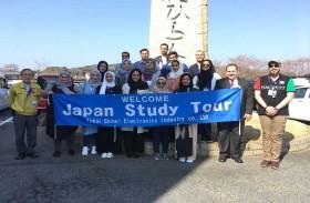 الشارقة تمنح الكفاءات البشرية فرصة التعرف على أسرار نجاح الشركات اليابانية