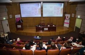 مسيرة فرسان القافلة الوردية تنظم ورشتين تدريبيتين لكوادرها الطبية