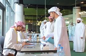 500 طالب وطالبة من أكثر من 40 دولة التحقوا بالجامعة الجديدة