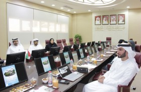 اجتماع تنسيقي بين مواصلات عجمان ومجلس عجمان للشباب