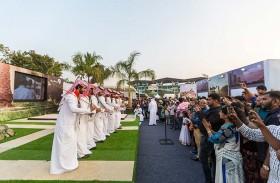 دائرة الثقافة والسياحة بأبوظبي تختتم المحطة الأولى في الجولة الترويجية أسبوع أبوظبي في الهند