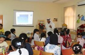 مجلس أولياء أمور دبا الحصن ينفذ ورش تراثية وثقافية للطلاب والطالبات