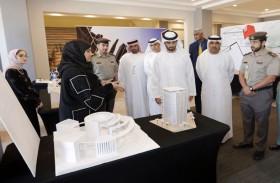 عبدالله بن سعود المعلا يفتتح معرض التصميم المعماري والديكور الداخلي