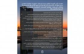 حكومة رأس الخيمة تطلق حزمة محفزات اقتصادية متكاملة لدعم اقتصاد الإمارة وضمان استمرارية الأعمال