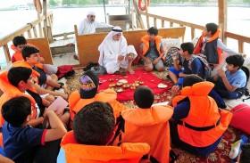 نادي تراث الإمارات يطلق ملتقى السمالية الصيفي 2018