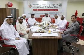 اللجنة العليا لسباق الاندية للثقافة والفنون  تعتمد نتائج المكرمين في دورتها السادسة