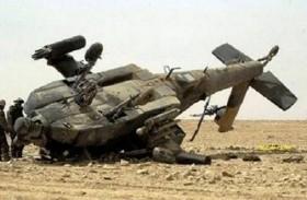4 قتلى بتحطم مروحية عسكرية سودانية