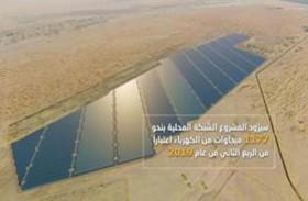 «مياه وكهرباء أبوظبي» ستكشف في أسبوع أبوظبي للاستدامة عن اكبر مشروع عالمي لتحلية المياه