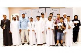 الأستاذ الدولي الرومانيبوجدان جاربيا يُتوّج بلقب بطولة اليوم الرياضي الوطني للشطرنج الخاطف