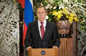 لافروف: بريطانيا اتخذت مساراً لتقويض العلاقات مع روسيا