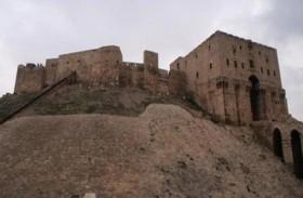 قلعة حلب السورية تستعيد وهجها