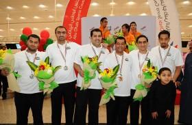 إلغاء كافة المشاركات الرسمية والغير رسمية للمنتخبات الوطنية الإماراتية للبولينج  في كافة بطولات البولينج التي تقام في دولة قطر