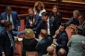 ايطاليا تستعد لتشكيل ائتلاف حكومي جديد