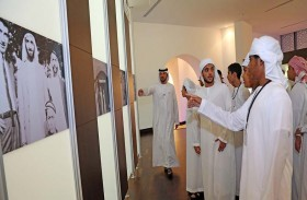 الأرشيف الوطني يعزز قيم القائد المؤسس لدى طلبة البرامج الصيفية