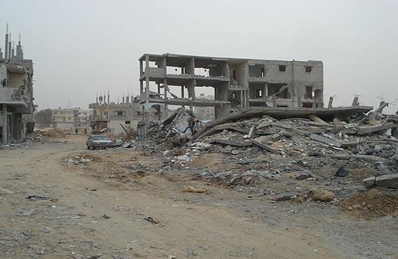 الإحتلال يجري تدريبات تحاكي الحرب على غزة