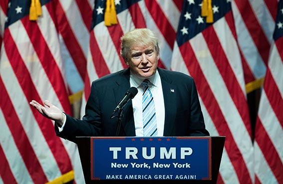 ترامب يستقبل نايجل فاراج في نيويورك
