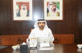 حمدان بن محمد يوجه بعقد أسبوع دبي للاستثمار 29 سبتمبر الجاري