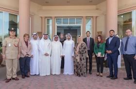 ولي عهد دبي يستقبل الطلبة الحاصلين على لقب «المبرمج المواطن المبتكر»