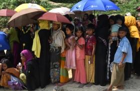 بورما وبنغلادش تتعهدان التعاون لإعادة الروهينغا