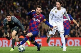 ريال مدريد لمواصلة الانتصارات  وبرشلونة لتضييق الخناق