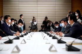 اليابان تستعد لإعلان حال الطوارئ