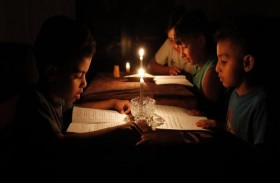 استمرار معاناة سكان غزة مع الكهرباء