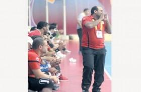 نادي مليحة الرياضي يتعاقد مع المدرب وليد عبدالكافي لقيادة فريق اليد