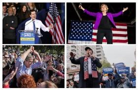 خمسة سيهزّون أول مناظرة للديمقراطيين...