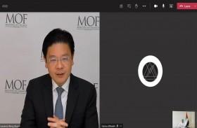 «المالية» تبحث تعزيز الشراكات الاستراتيجية مع سنغافورة
