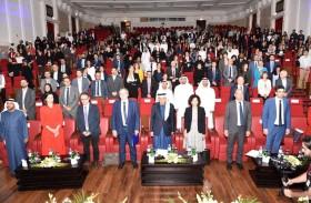 زكي نسيبة: المركز يدعم البحث العلمي ويخلق جيلاً من الكفاءات الضروية لتعزيز اقتصاد المعرفة في الإمارات